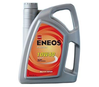 Eneos Premium 10w40 motorolaj 4 liter