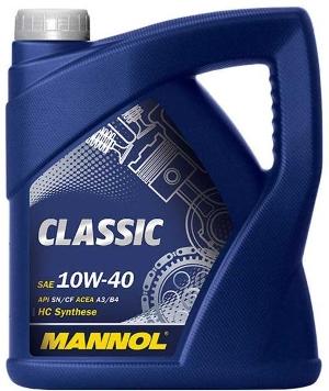 Mannol Defender 10w40 motorolaj 4 liter