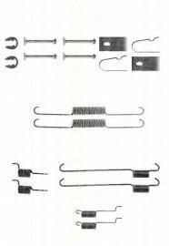 Suzuki Swift fékpofa rugó szett 3-5 ajtós ferdehátú