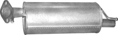 Suzuki Swift kipufogó dob hátsó 1.3 benzin  2005-tõl (24.036)