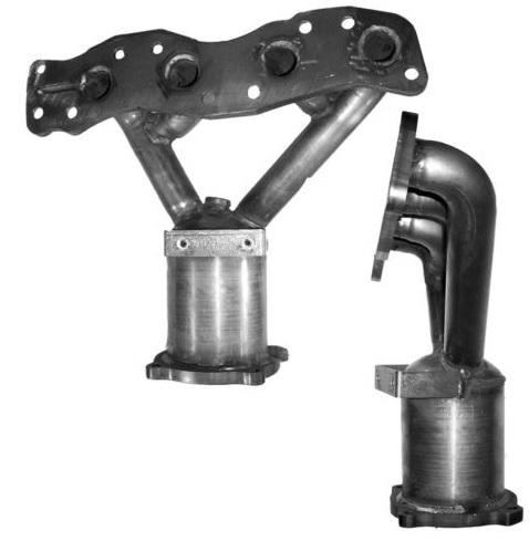 Suzuki Swift katalizátor 2005-tõl 1.3-1.5 benzines motorokhoz (010915690)